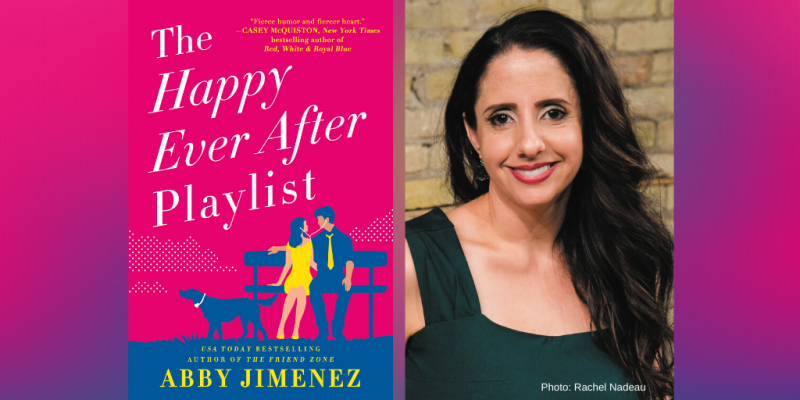 Abby Jimenez HAPPY EVER AFTER PLAYLIST
