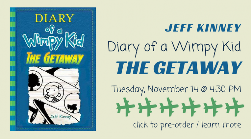 Meet Jeff Kinney, the author behind the smash-hit Wimpy Kid series.